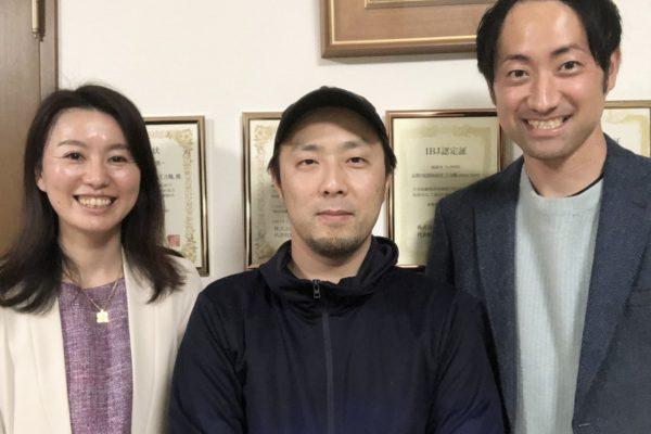 40代男性【成婚退会】 おめでとうございます(婚活インタビュー記事)