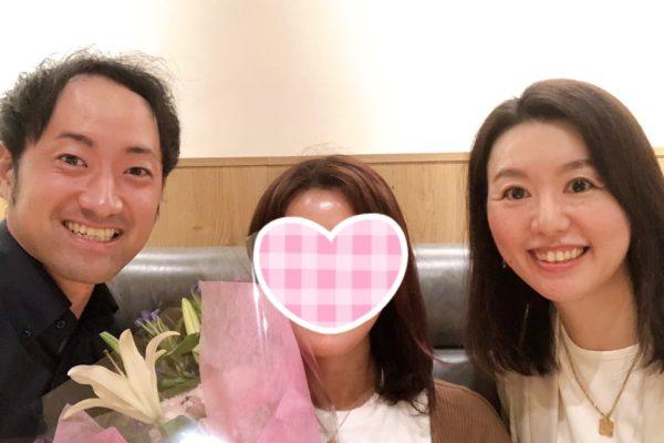 30代女性【ご成婚退会】 おめでとうございます(婚活インタビュー記事)